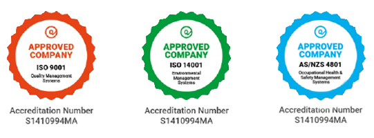 Hamcon Civil - Tri Accreditation